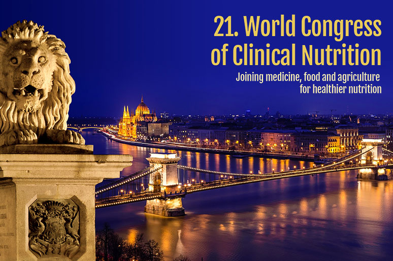 21. World Congress of Clinical Nutrition